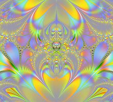 FRACTAL ~ ABSTRACT ~ COLORFUL  by JupiterQueen