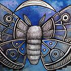 mothflight by Lynnette Shelley