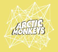 Arctic Monkeys Constellations Kids Clothes