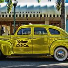 Yellow Cab by Kyle Wilson