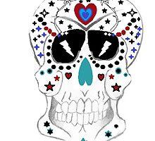 Sugar Skull  by Katie Fulghum