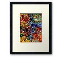 Where Healing Waters Flow Framed Print