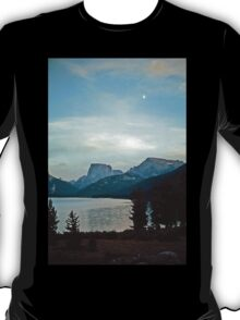 Moon Over Square Top T-Shirt
