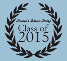 Broom's Bloom Dairy Class of 2015 by AdUrbem