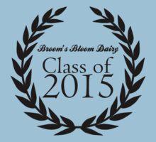 Broom's Bloom Dairy Class of 2015 by AdUrbem