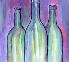 Bring The Wine by Roz Barron Abellera