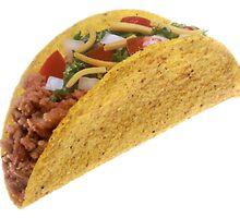 Taco Sticker by kennedyolson20