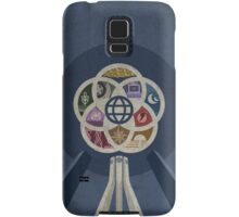 EPCOT Center iPhone and TShirt Samsung Galaxy Case/Skin