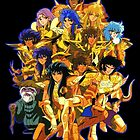 The Saint seiya by unlimitedimage