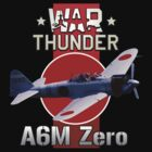 War Thunder A6M Zero by Mil Merchant