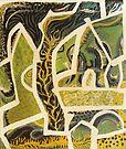 green fields by Soxy Fleming