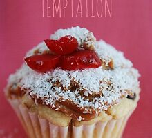 Sweet tempation cupcake by softdelusion