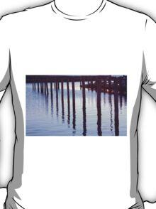 Sunset Pilings T-Shirt