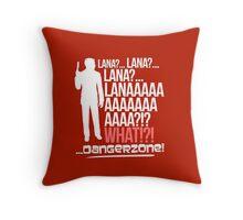 ISIS - Operation: Dangerzone!! Throw Pillow