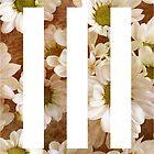 paramore floral bars logo by eldercunningham