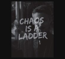 Petyr Baelish - Littlefinger - Chaos is a ladder by Aaron Booth