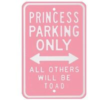 Princess Parking Only by allyonlyweknow