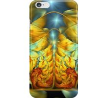 Midsummer morning iPhone Case/Skin
