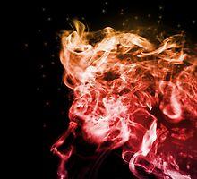 Smokey Harry Styles by AEkon