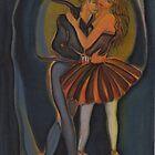 Romeo & Juliet Pas de Deux V1 by Karen Gingell