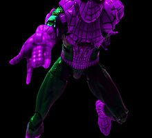 Spiderman - Purple by ludvis