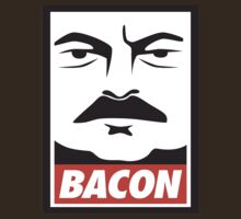 "Ron ""Bacon"" Swanson by thyartiskyle"