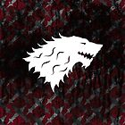 Game of Thrones - House Stark by Daniel Bevis