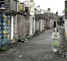 Back Street Play by Alexandra  Gallagher