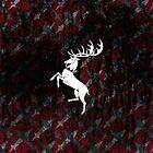 Game of Thrones - House Baratheon by Daniel Bevis