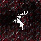 Game of Thrones - House Baratheon by Daniel Bevis