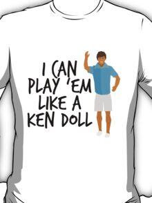 Ken Doll Heart Attack T-Shirt