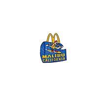 McDonalds Malibu by Bastilleleila