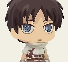 Cleaning Eren by Jelly Gem
