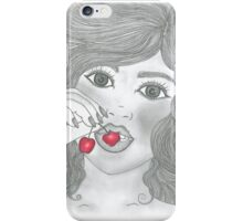 Sweet Cherry iPhone Case/Skin