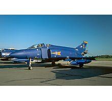 McDonnell F-4M Phantom FGR.2 XV408/Z Photographic Print