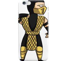Scorpion (MKII) iPhone Case/Skin