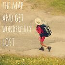 forget the map and get wonderfully lost by Ingz