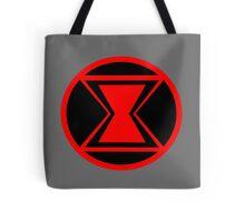 Black Widow Minimalist Tote Bag