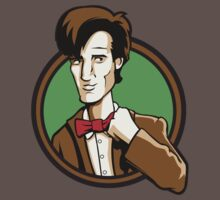 Time Travelers, Series 2 - The 11th Doctor (Alternate) by Daniel Rubinstein
