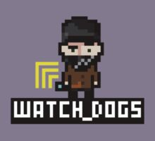 Pixel_Dogs by Shinobee