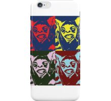 Four of a Kind #2 iPhone Case/Skin