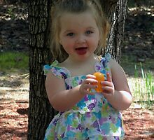 My Little Funny Face by Karen L Ramsey