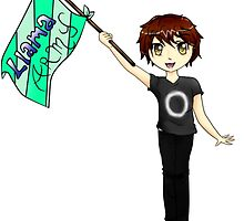 DanIsNotOnFire chibi by URFandomAwaits