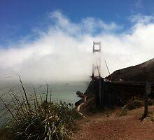Golden Gate Bridge, San Francisco by rachelphelan