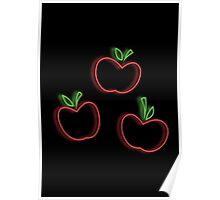 Applejack Cutie Mark Poster