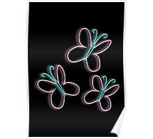 Fluttershy Cutie Mark Poster