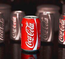 Coca cola selective by Yannis-Tsif