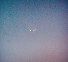 Crescent Smile by AhArtography