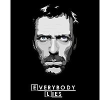 House M.D. - Everybody Lies Photographic Print