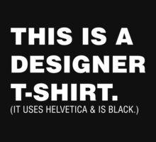 Designer Stuff by simplytextual